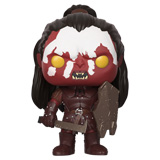 POP! MOVIES THE LORD OF THE RINGS LURTZ