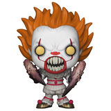 POP! MOVIES IT PENNYWISE W/ SPIDER LEGS