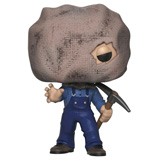POP! MOVIES FRIDAY THE 13TH JASON VOORHEES W/ BAG MASK