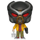 POP! MOVIES THE PREDATOR RORY W/ PREDATOR MASK