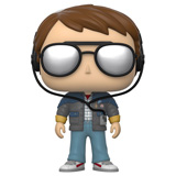 POP! MOVIES BACK TO THE FUTURE MARTY W/ GLASSES