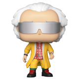 POP! MOVIES BACK TO THE FUTURE DOC 2015