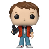 POP! MOVIES BACK TO THE FUTURE MARTY IN PUFFY VEST