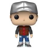 POP! MOVIES BACK TO THE FUTURE MARTY IN FUTURE OUTFIT