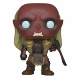 POP! MOVIES THE LORD OF THE RINGS GRISHNAKH DAMAGED BOX