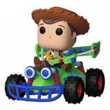 POP! RIDES DISNEY TOY STORY WOODY WITH RC