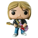 POP! ROCKS KURT COBAIN W/ BLACK SWEATER