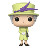 POP! ROYALS QUEEN ELIZABETH II GREEN