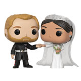 POP! ROYALS DUKE & DUCHESS OF SUSSEX