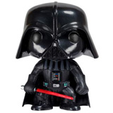 POP! STAR WARS DARTH VADER BOBBLE HEAD