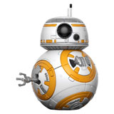 POP! STAR WARS VIII BB-8 DAMAGED BOX