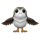 POP! STAR WARS VIII PORG W/ OPEN WINGS