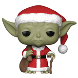 POP! STAR WARS HOLIDAY YODA