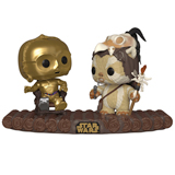 POP! STAR WARS MOVIE MOMENTS ENCOUNTER ON ENDOR