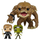 POP! STAR WARS RANCOR W/ LUKE & OOLA 3-PACK