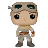 POP! STAR WARS VII REY W/ GOGGLES