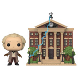 POP! TOWN BACK TO THE FUTURE DOC W/ CLOCK TOWER