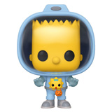 POP! TV THE SIMPSONS SPACEMAN BART