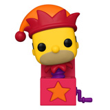 POP! TV THE SIMPSONS JACK-IN-THE-BOX HOMER