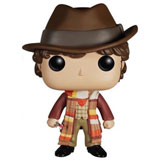 POP! TV DOCTOR WHO FOURTH DOCTOR