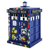 POP! TV DOCTOR WHO TARDIS CLARA MEMORIAL