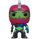 POP! TV MASTERS OF THE UNIVERSE TRAP JAW DAMAGED BOX