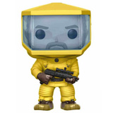 POP! TV STRANGER THINGS HOPPER BIOHAZARD SUIT