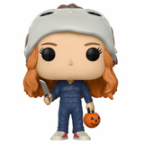 POP! TV STRANGER THINGS 2 MAX COSTUME DAMAGED BOX