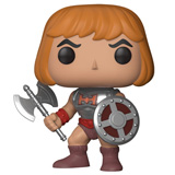 POP! TV MASTERS OF THE UNIVERSE HE-MAN W/ BATTLE ARMOR