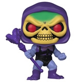 POP! TV MASTERS OF THE UNIVERSE SKELETOR W/ BATTLE ARMOR