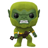 POP! TV MASTERS OF THE UNIVERSE MOSS MAN FLOCKED