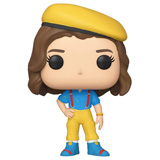 POP! TV STRANGER THINGS 3 ELEVEN IN YELLOW OUTFIT