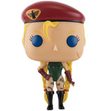 POP! GAMES STREET FIGHTER CAMMY
