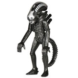 REACTION FIGURES ALIEN METALLIC