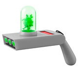 RICK AND MORTY LIGHT AND SOUND PORTAL GUN