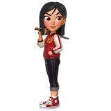 ROCK CANDY DISNEY COMFY PRINCESS MULAN