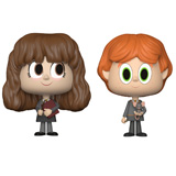 VYNL. HARRY POTTER HERMIONE + RON