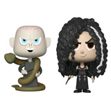 VYNL. HARRY POTTER VOLDEMORT + BELLATRIX