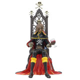 SPACE PIRATE CAPTAIN HARLOCK PVC STATUE