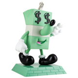 JEREMYVILLE LUCKY DOLLAR MONEY BANK