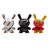 3-INCH DUNNY ANDY WARHOL SERIES 2 SINGLE FIGURE