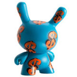 3-INCH DUNNY ANDY WARHOL SERIES 1 DOLLAR