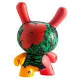 3-INCH DUNNY ANDY WARHOL SERIES 1 FLOWERS