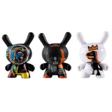 3-INCH DUNNY JEAN-MICHEL BASQUIAT SERIES SINGLE FIGURE
