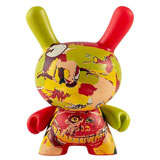 3-INCH DUNNY JEAN-MICHEL BASQUIAT WINE OF BABYLON