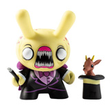 3-INCH DUNNY CITY CRYPTID CHUPACABRA