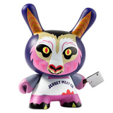 3-INCH DUNNY CITY CRYPTID JERSEY DEVIL