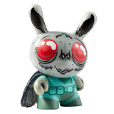 3-INCH DUNNY CITY CRYPTID MOTHMAN