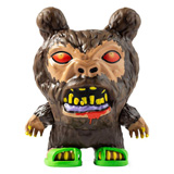 3-INCH DUNNY CITY CRYPTID SASQUATCH