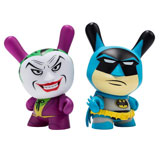 3-INCH DUNNY DC UNIVERSE BATMAN SERIES SINGLE FIGURE